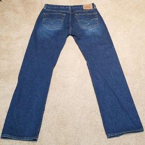 Levi's Jeans - Levi's 32x34 501 button fly jean